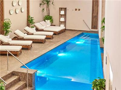 Spa - Swimming pool