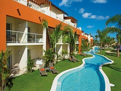Exterior - Swim Up Suites