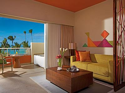 Xhale Club Junior Suite Vista al Mar
