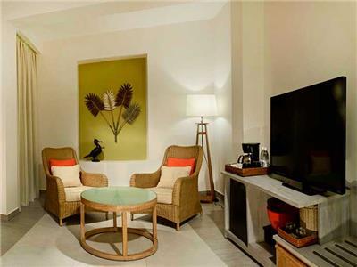Privileged Deluxe Junior Suite - Living room