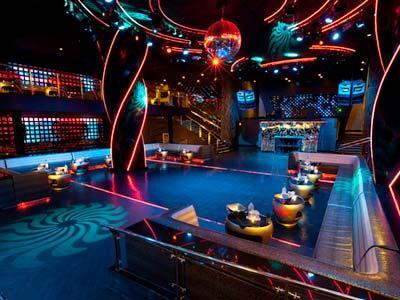 Oro Nightclub - Segundo Angulo