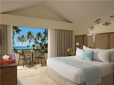 Deluxe King Ocean View