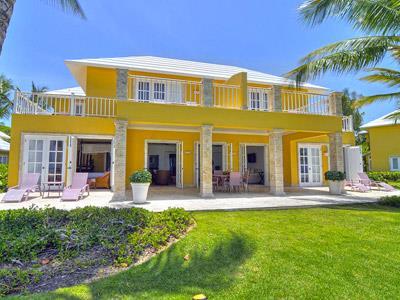 Four Bedroom Villa Ocean Front