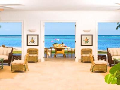 Three Bedroom Villa Ocean Front