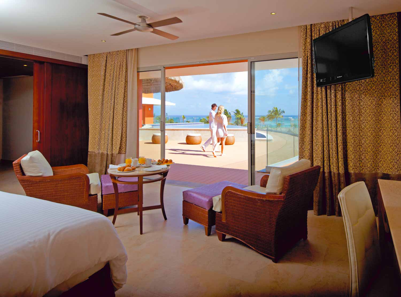 Presidential Suite Premium Club Non-Refundable)