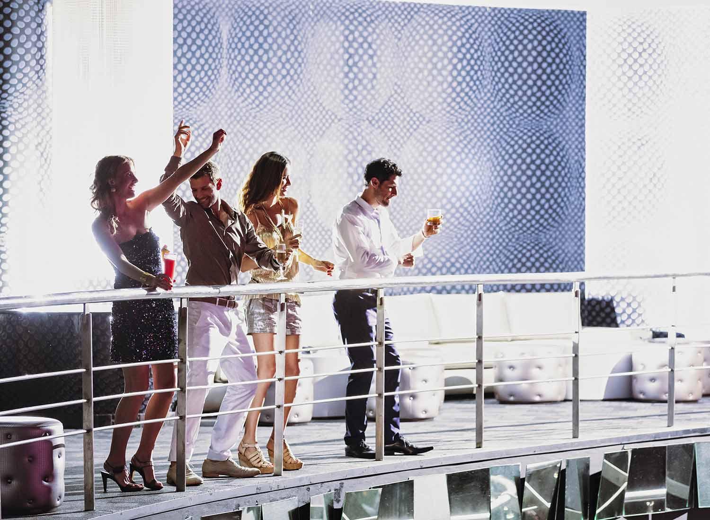 Bavaro VIP Nightclub Lounge Bar)