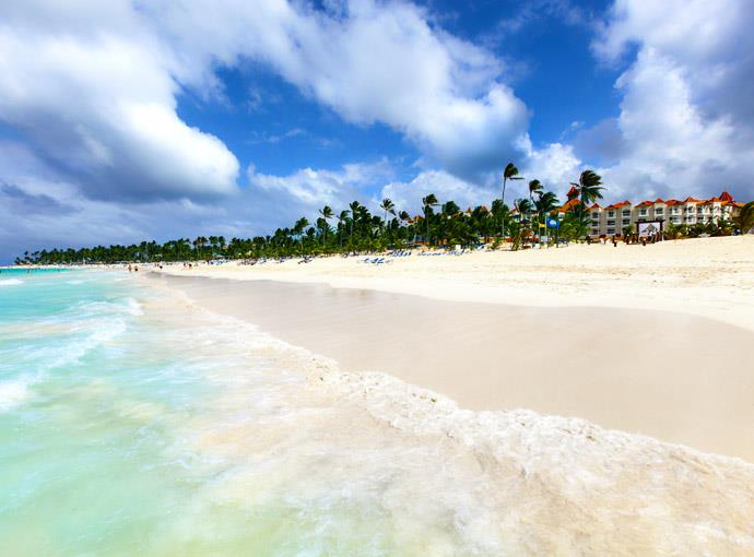 barcelo-punta-cana-beach Occidental Caribe