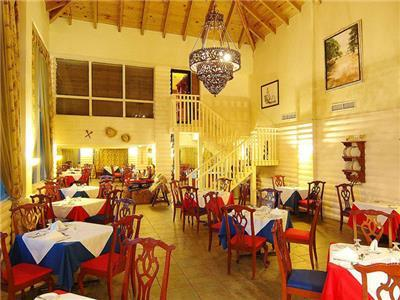 Restaurante El Conuco Occidental Caribe