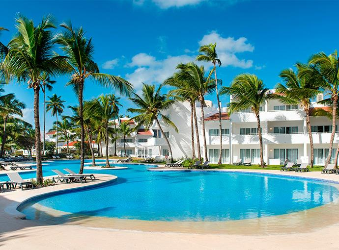 Occidental-Punta-Cana-Club-Playa-Piscina Occidental Punta Cana