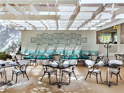 Royal Club Restaurant - Terrace Area