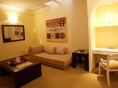 Executive Suite  Living Room   Gran Hotel Queretaro   Queretaro City    Queretaro