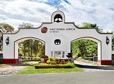Hacienda Jurica Querétaro