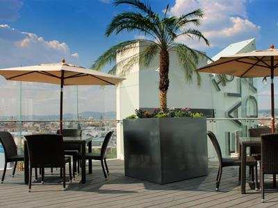 Hotel Hotel Real Alameda Business In Queretaro City