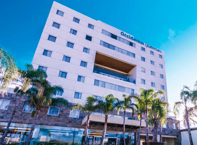 fachada Occidental Queretaro Barcelo Hotel Group