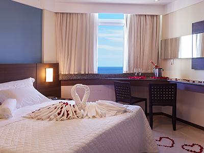 Suite Double Recife Park Hotel Boa Viagem Pernambuco
