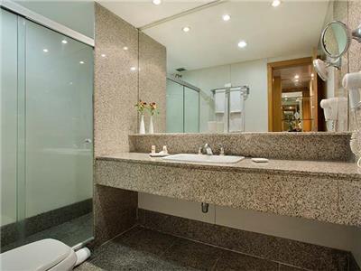 Quarto Luxo - Banheiro