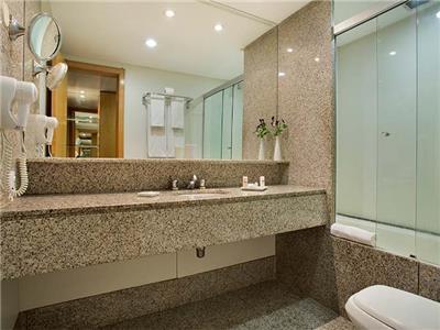 Quarto Super Luxo - Banheiro