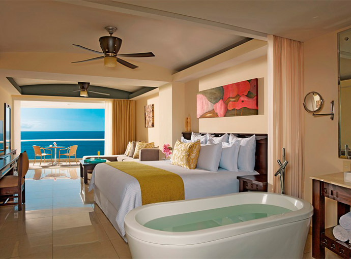 Preferred Club Junior Suite Vista al Mar King