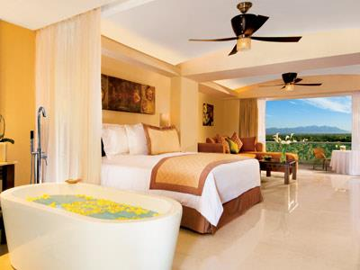 Junior Suite Vista Tropical Doble