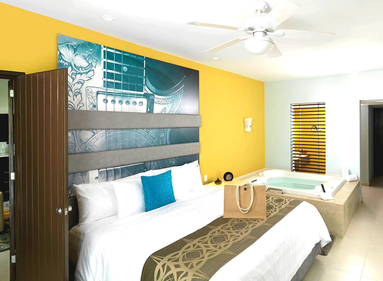Rock Suite Vista al Mar - Una Habitación