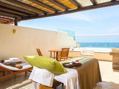 Wellness Suite - Terraza