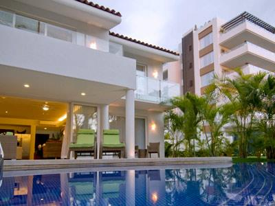 One Bedroom Demi-Pool Residences