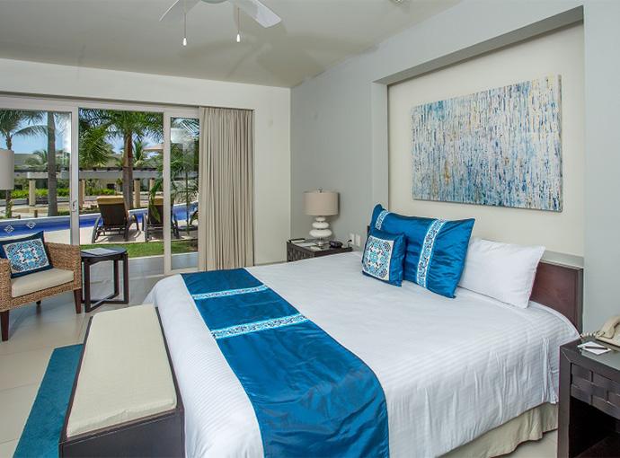 Two Bedroom Demi-Pool Residence 3 Children Free