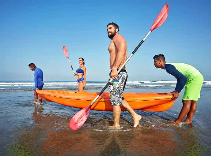 Occidental-Grand-Nuevo-Vallarta-Kayaks Occidental Nuevo Vallarta