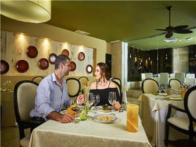Restaurante Los Olivos Occidental Nuevo Vallarta