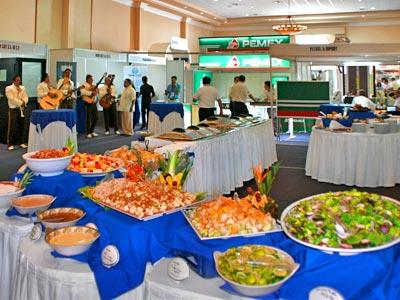 Exposiciones y Banquetes