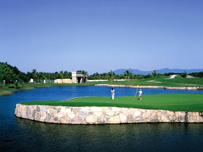 Golf - Hoyo 6