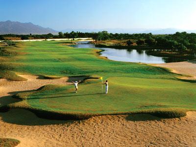 Golf - Trampa de arena