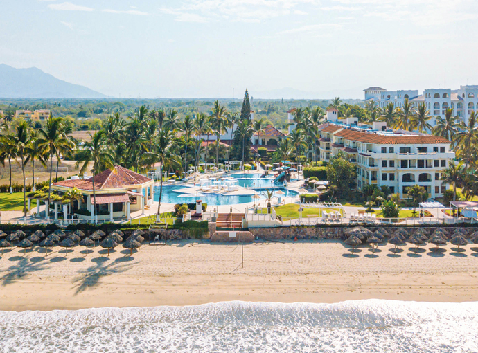 Hotel Samba Vallarta All Inclusive Beach Resort by Emporio