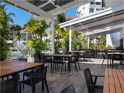 Restaurante Mesa del Capitan