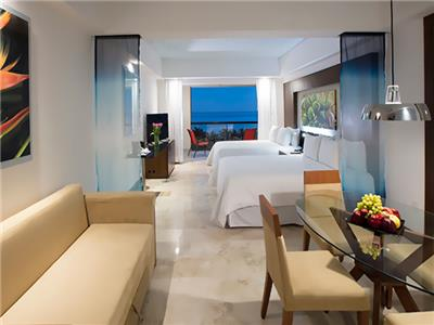 Junior Suite Doble Vista al Mar
