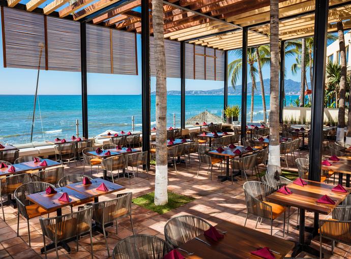 Restaurante O Krystal Grand Nuevo Vallarta