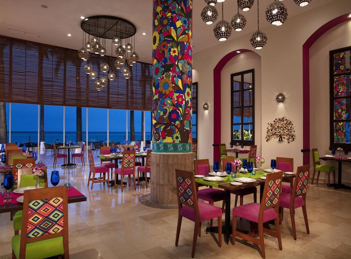 Restaurante Hacienda Mortero Krystal Grand Nuevo Vallarta