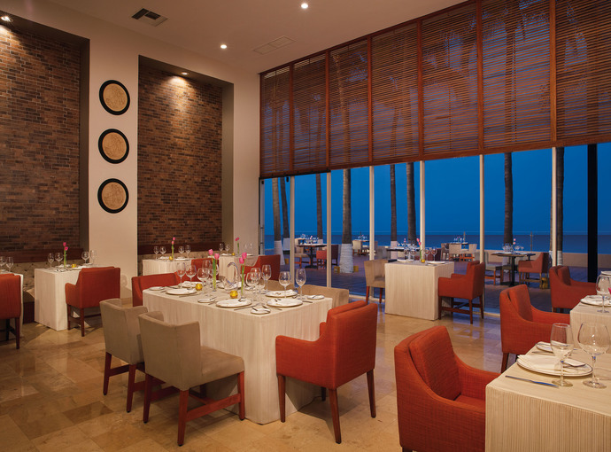 Restaurante Risotto Krystal Grand Nuevo Vallarta