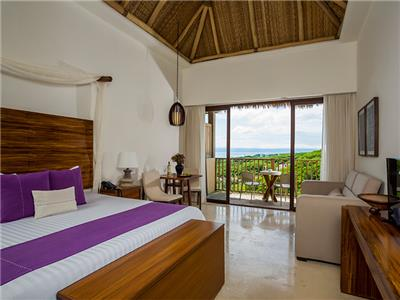 Junior Suite Vista al Mar All Inclusive