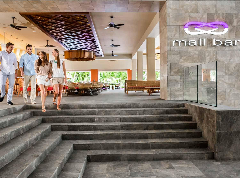 Mall Bar)