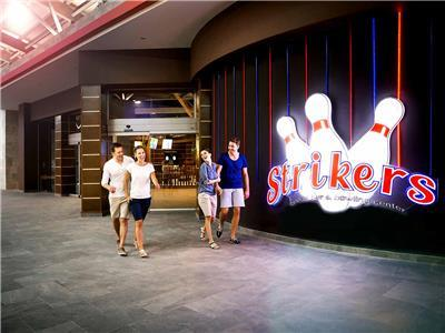 Strikers Sport Bar & Bowling Center