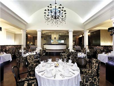 Brasserie Palace Restaurant Barcelo Maya Palace