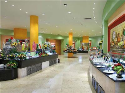 Restaurante Tropical - Buffet