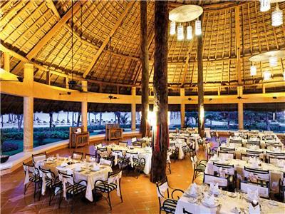 Restaurante Palmeras Barceló Maya Tropical