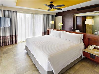 Suite Ocean Front Club Premium
