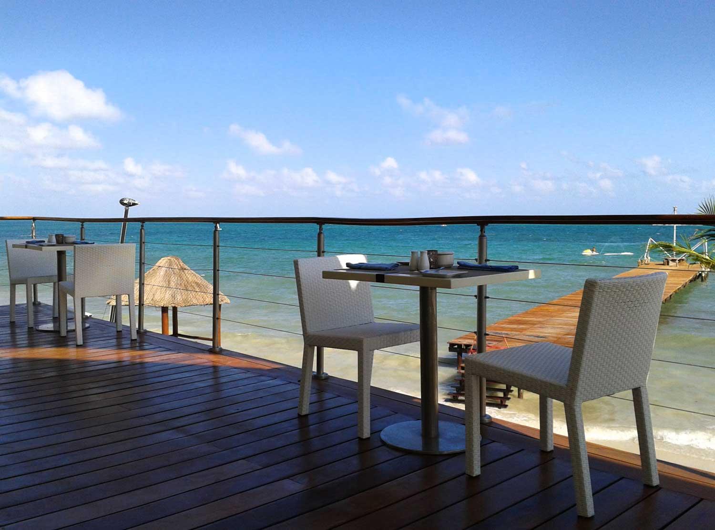 Aquamarina Restaurant - Exterior