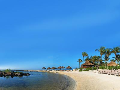 Playa en la Laguna