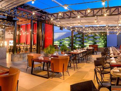 Terrace Tapas Lounge and Bar Restaurant