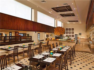 Restaurante World Cafe Buffet