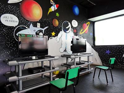Kids Club - Room